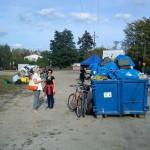 Sprzątanie Kamionki i Piknik Rodzinny
