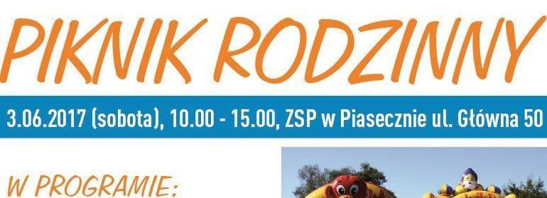 Piknik Rodzinny – 03.06.2017
