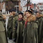 W paradzie uczestniczą harcerze z Hufca Piaseczno